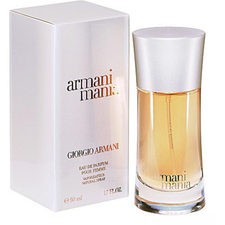 Armani Mania, парфюмерия для женщин от Giorgio Armani