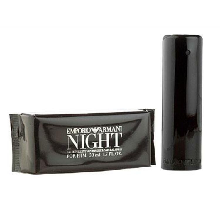 Emporio Armani Night, парфюмерия для мужчин от Giorgio Armani