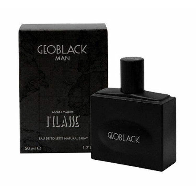 1st Classe Geoblack , парфюмерия для мужчин от Alviero Martini