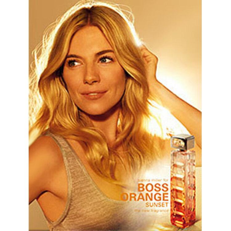 Orange Sunset, парфюмерия для женщин от Hugo Boss