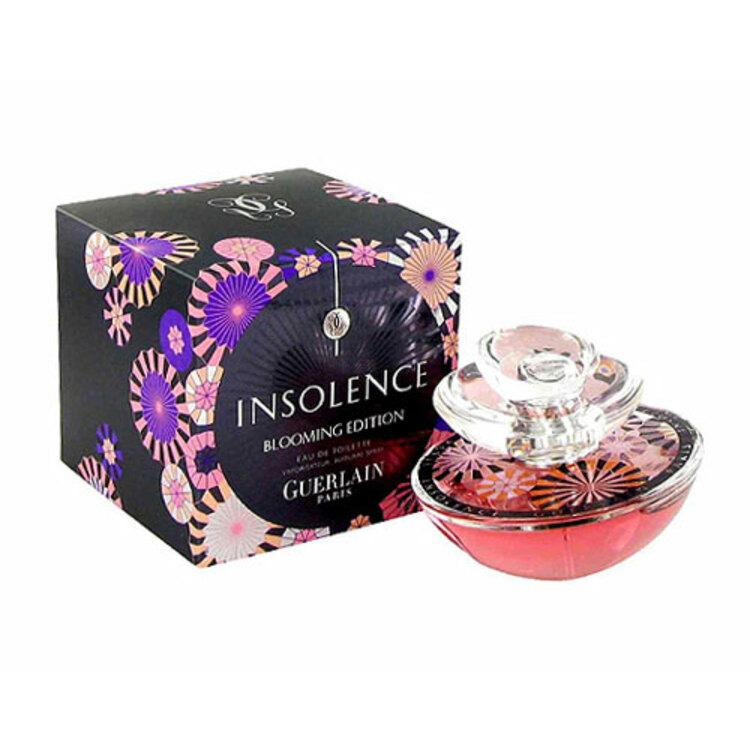 Insolence Blooming, парфюмерия для женщин от Guerlain