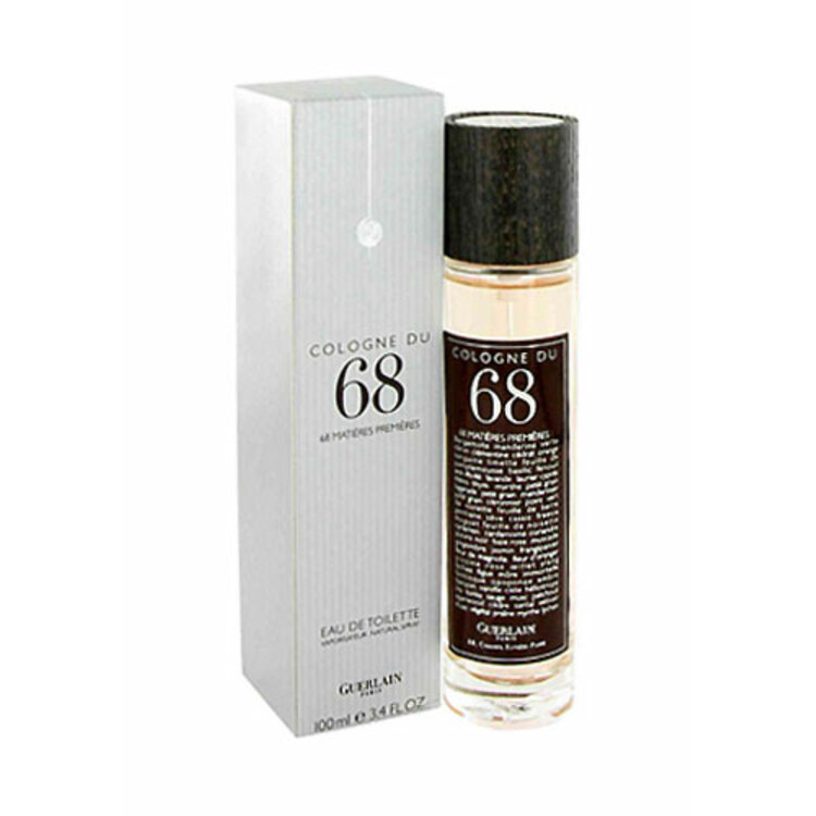 Cologne Du 68, парфюмерия для мужчин от Guerlain