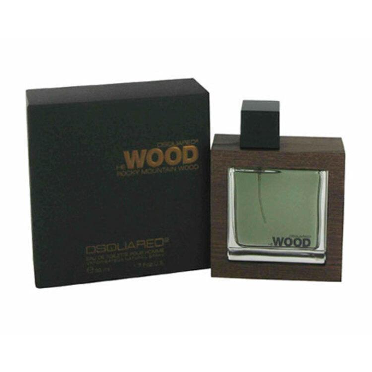 He Wood Rocky Mountain Wood, парфюмерия для мужчин от Dsquared
