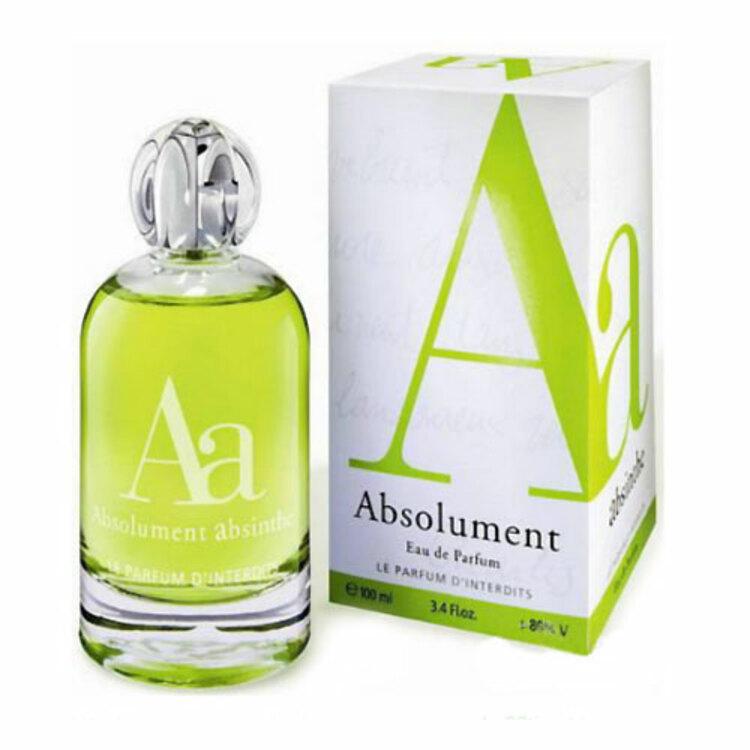 Absolument Absinthe, парфюмерия для женщин от Le Parfum d`Interdits