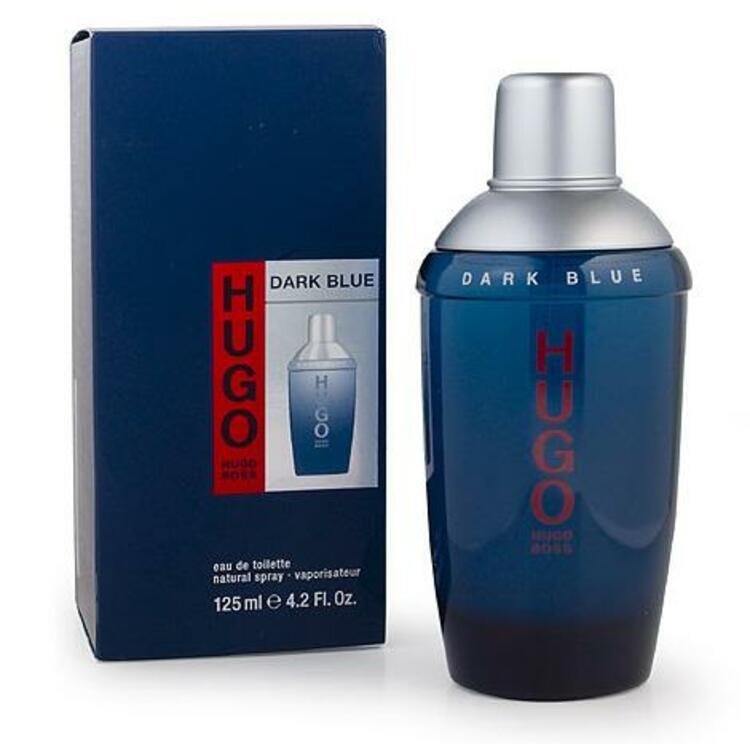 Hugo Dark Blue, парфюмерия для мужчин от Hugo Boss