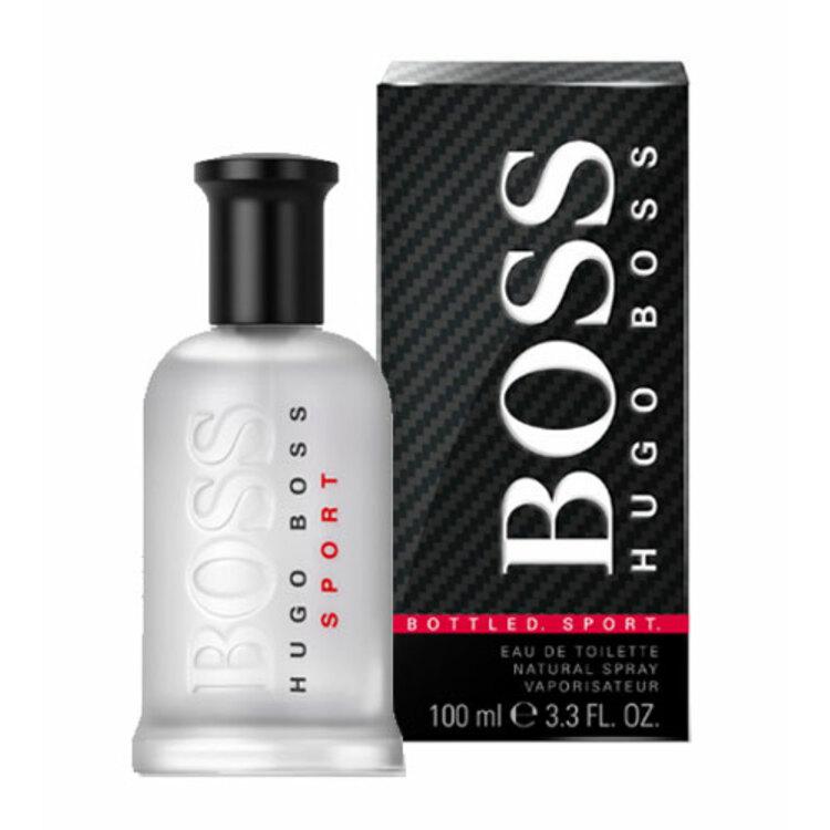 Boss Bottled Sport, парфюмерия для мужчин от Hugo Boss