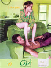 Парфюмерия: Цветочно-фруктовый аромат Girl - от Gian Marco Venturi создан для молодых женщин, с легкостью располагающих к себе любого мужчину, благодаря шарму и независимой, решительной, но нежной натуре.