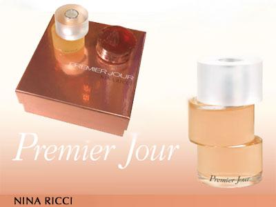 Premier Jour от Nina Ricci, набор из 5 предметов